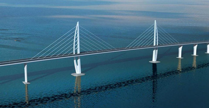 Proposed traffic restrictions on the Hong Kong-Zhuhai-Macau Bridge mean it will be underutilized and take a long time to repay the investment in it. Photo: hzmb.hk