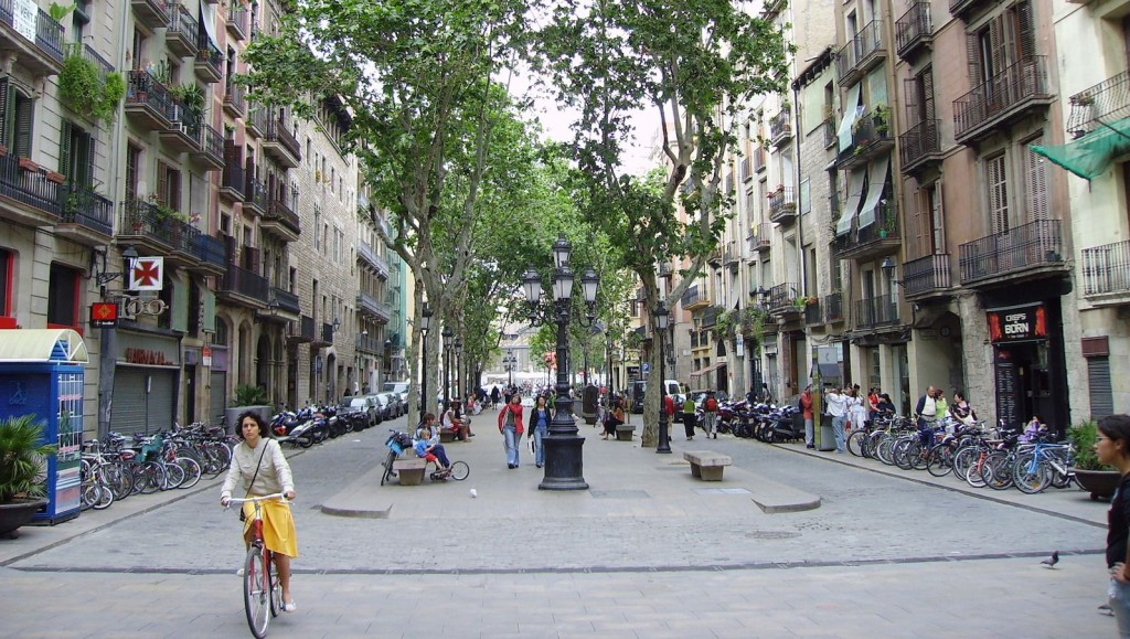 Pedestrians will soon have more options in Barcelona.